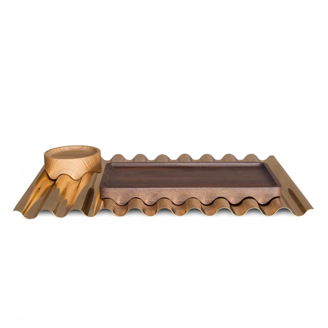 Shelter tray