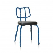 Plain Clay dining chair