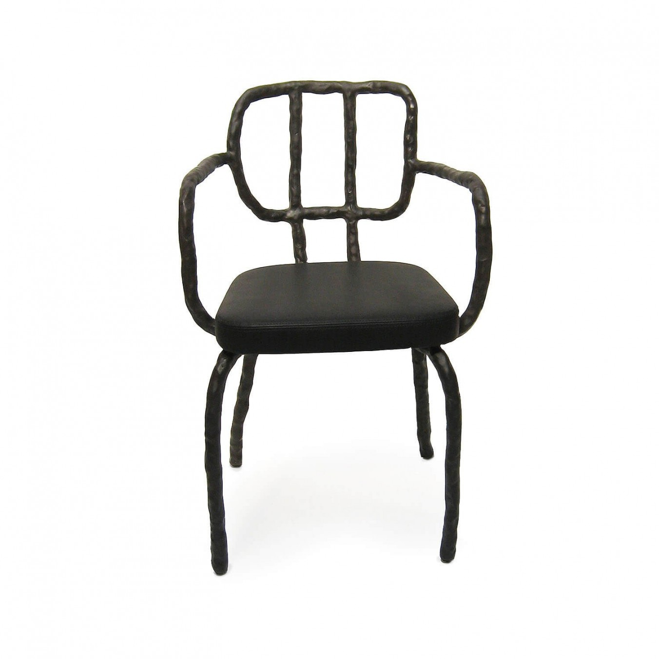 Plain Clay dining chair with arm