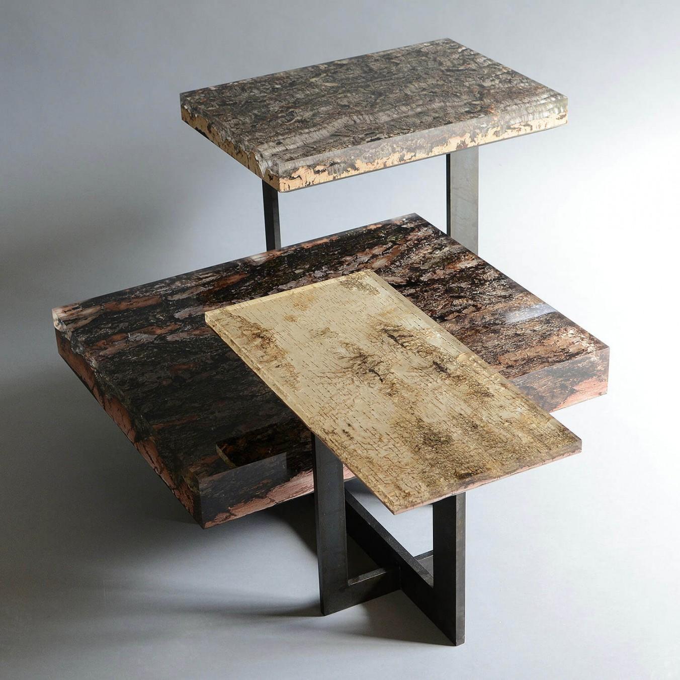Phellem Low Table