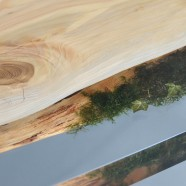 Moss Table - limited edition