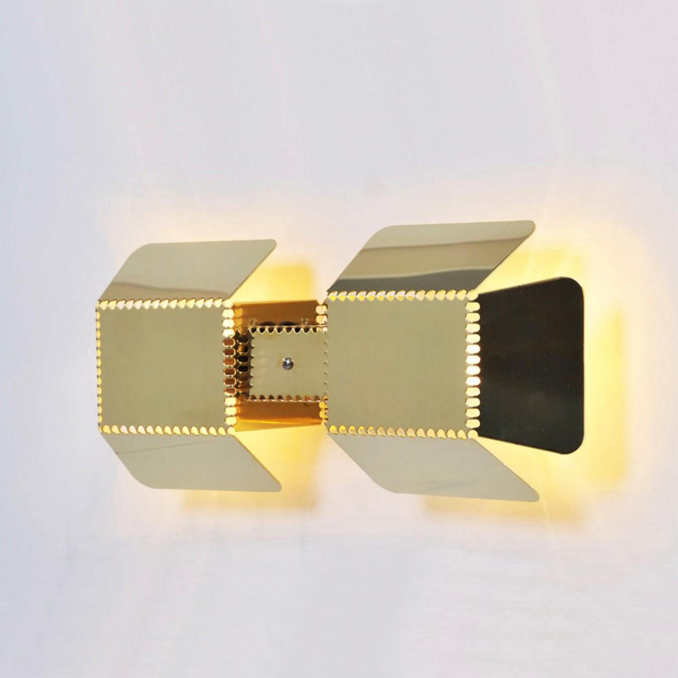 Hand Folded Lamp 7