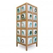 Tiled Cabinet