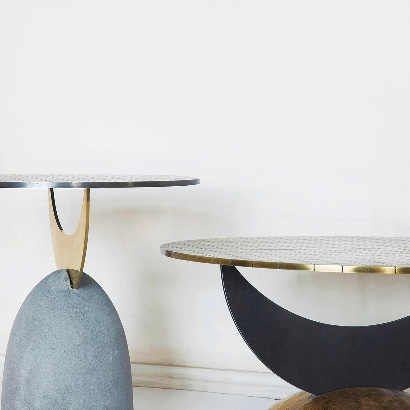 HALF MOON COFFEE TABLE 2
