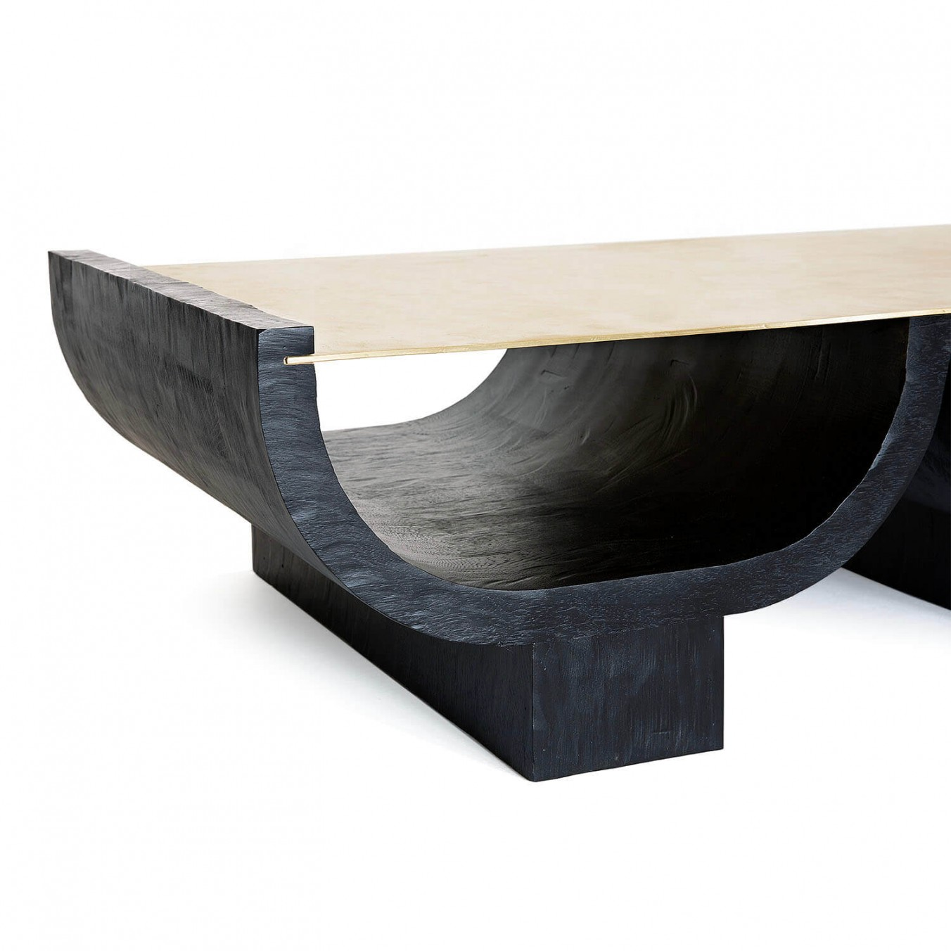 Triple Coffee Table