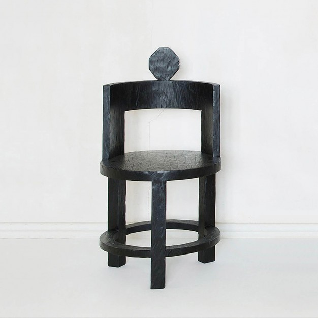 Wild Sculptural Chair 01