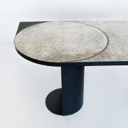 Magic Stone Geometric Table