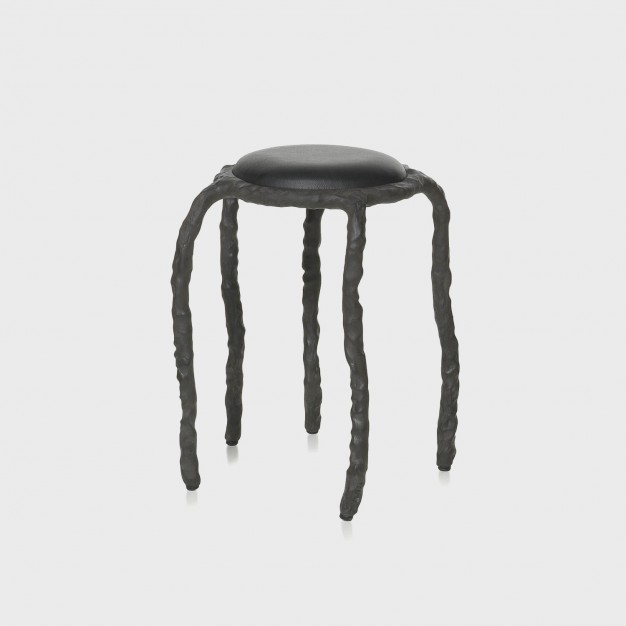 Plain Clay stool