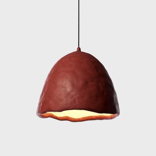 Plain Clay pendant light