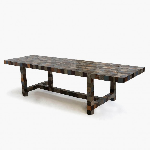 Waste waste 85 x 85 table
