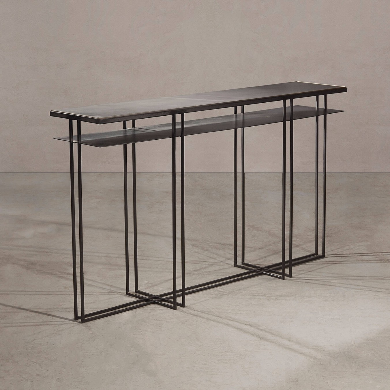 CROSS BINATE Console Table