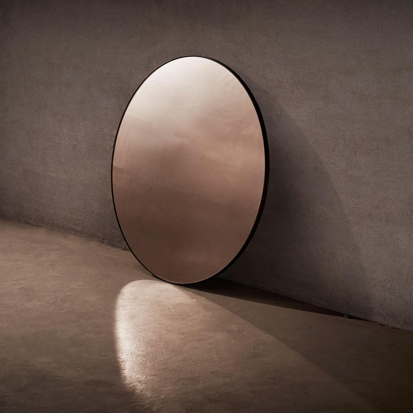 PORT ROUND Wall Mirror