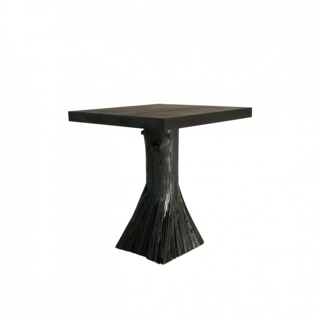 Pressed wood table