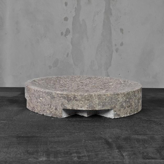 Stone Disk Tray