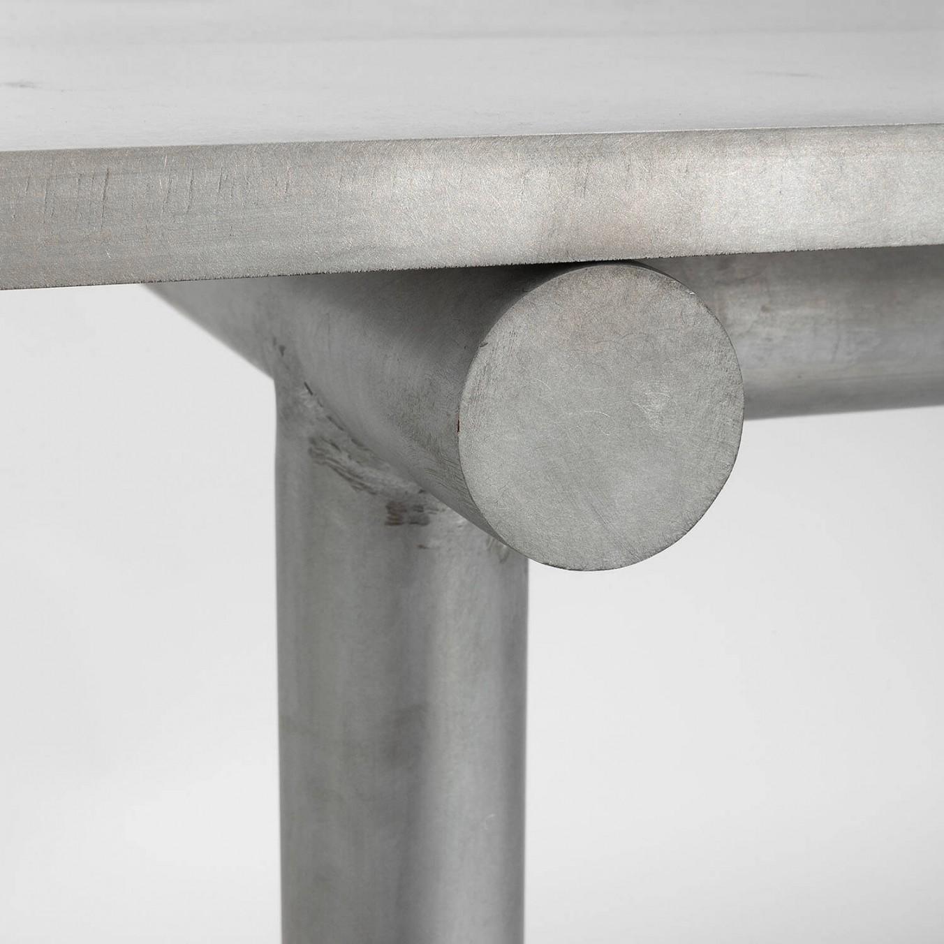 PLANK TABLE / ALUMINIUM