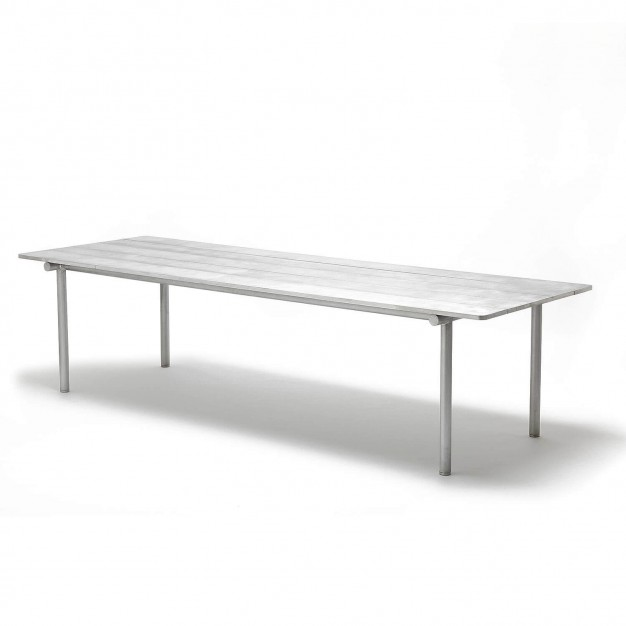 PLANK TABLE / ALUMINIUM