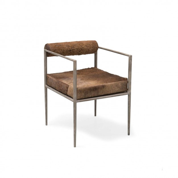 SQUARE ALCHEMY CHAIR