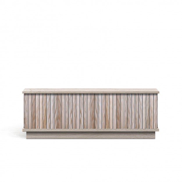 KITAYAMA LOW SIDEBOARD 4 DOORS