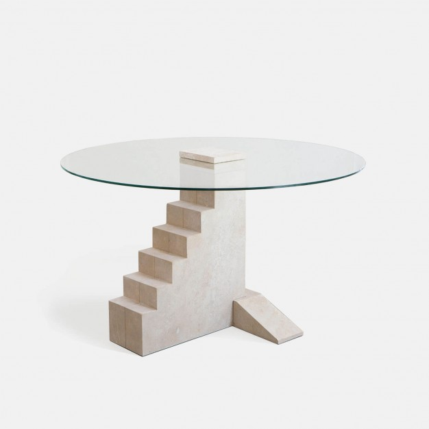 STAIRCASE TABLE