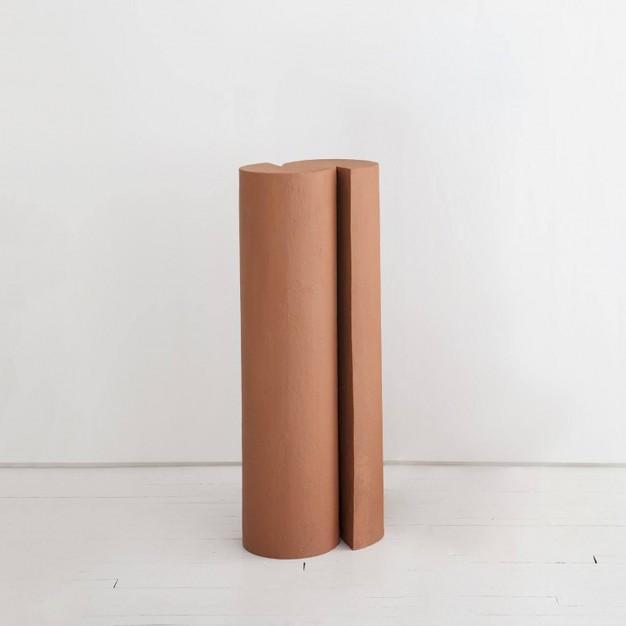 Straight Terracotta Pedestal