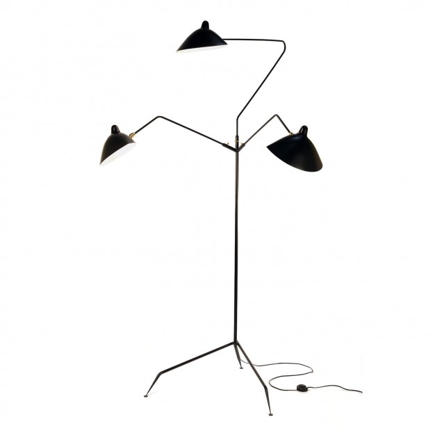 3-arm Floor Lamp