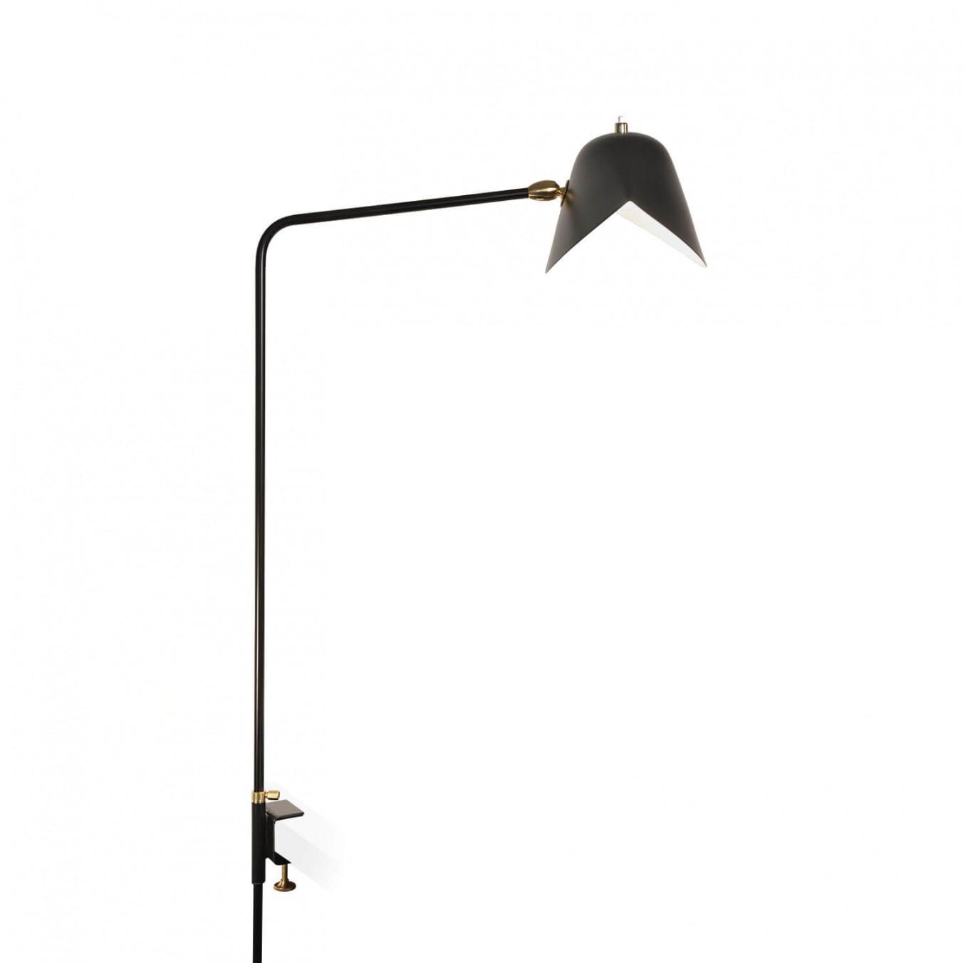 simple Agrafée Lamp