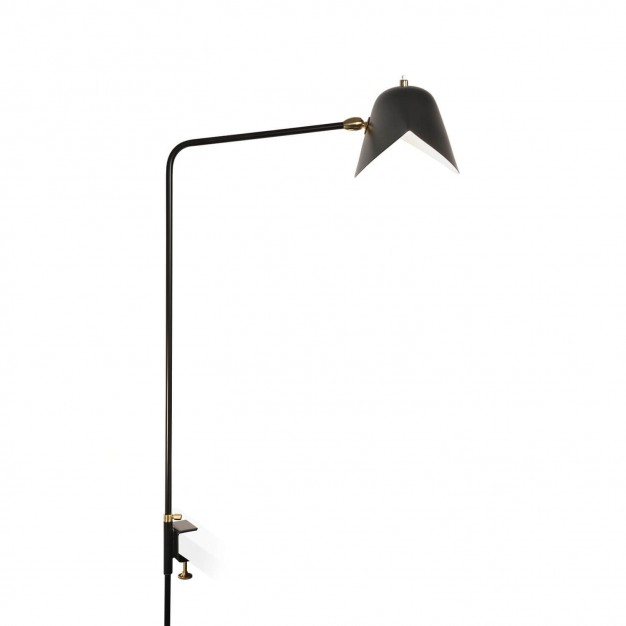 simple Agrafée Lamp
