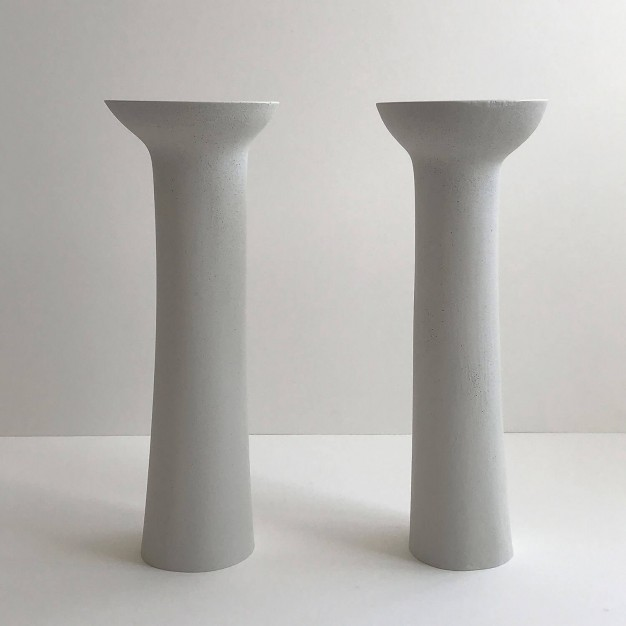 PILLAR CANDLESTICK (Set of 2)