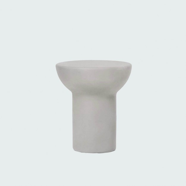 Roly-Poly SIDE TABLE / PLASTER