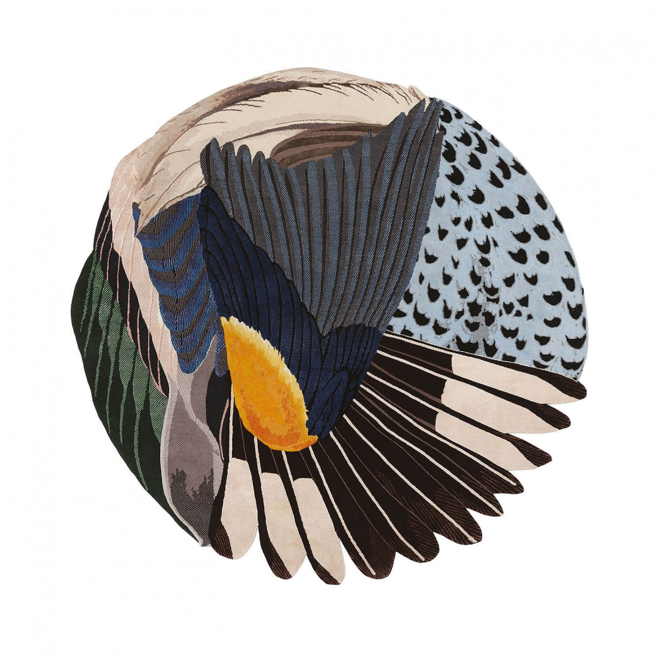 Feathers Round