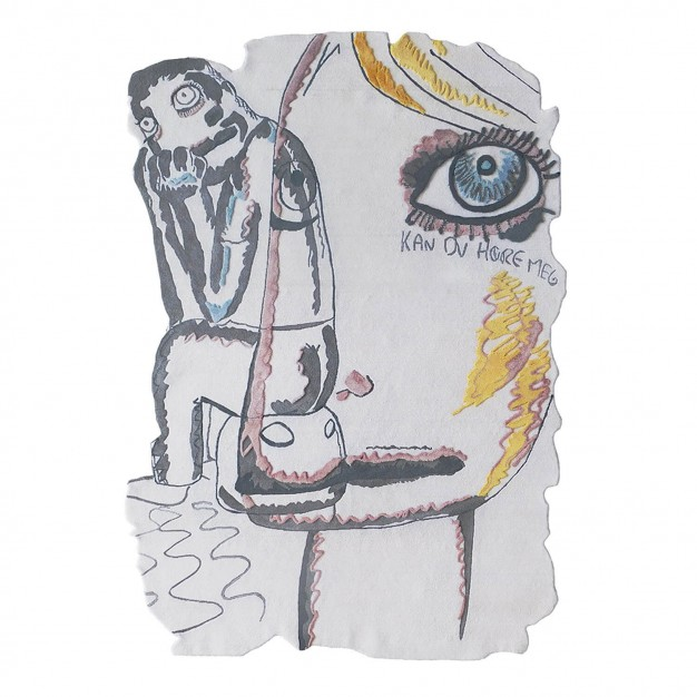 BJARNE MELGAARD UNTITLED (01), 2017