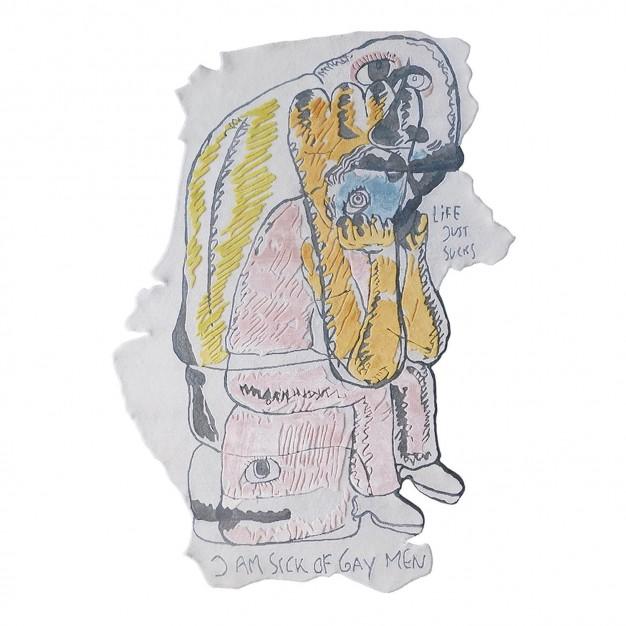 BJARNE MELGAARD UNTITLED (02), 2017
