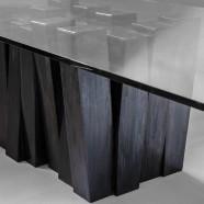 18 Legged Steel Table