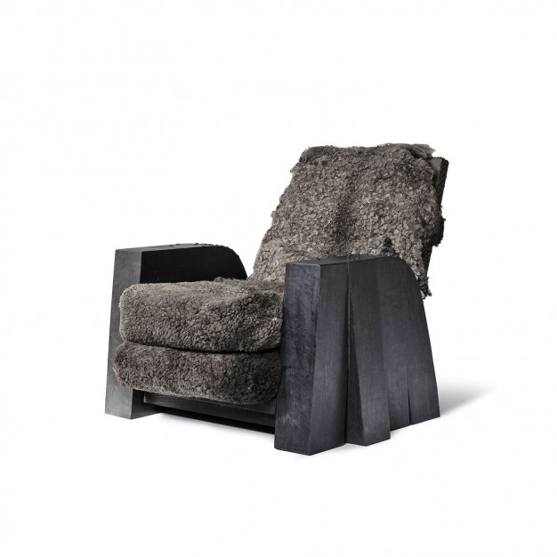 Animal Arm Chair (edition of 12)