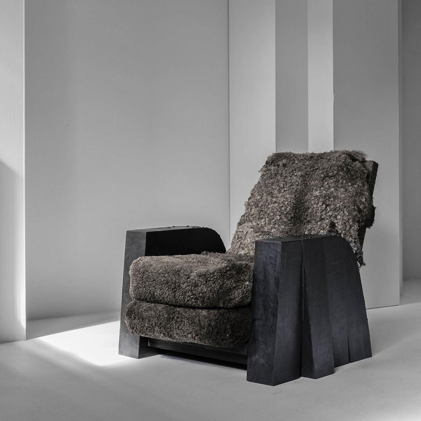 Animal Arm Chair (edition of 12)