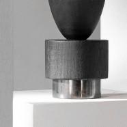 Pot Vase Steel