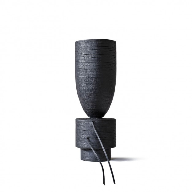 Pot Vase Leather
