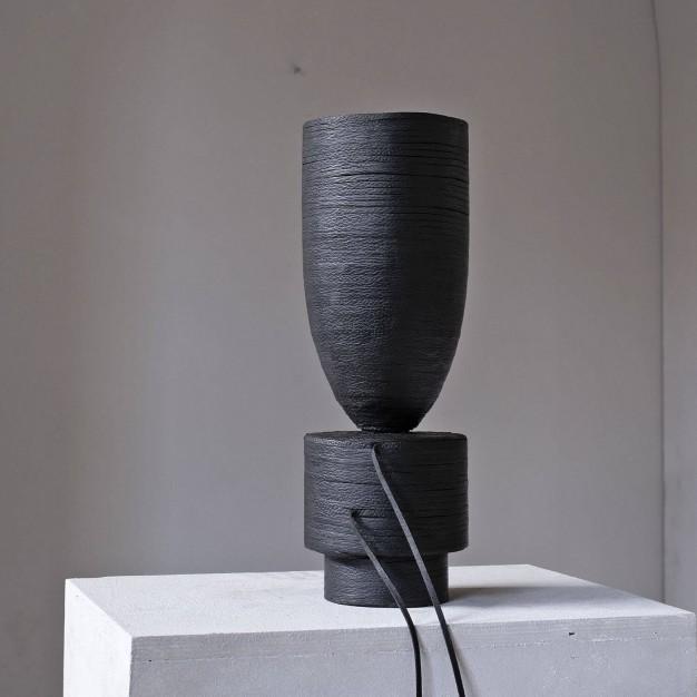 Pot Vase Leather
