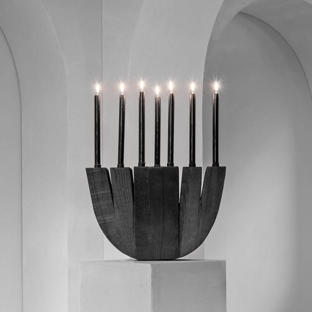 Septennial Candle Holder