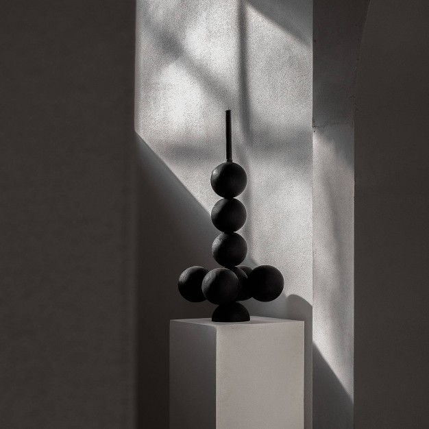 Sphere Candle Holder