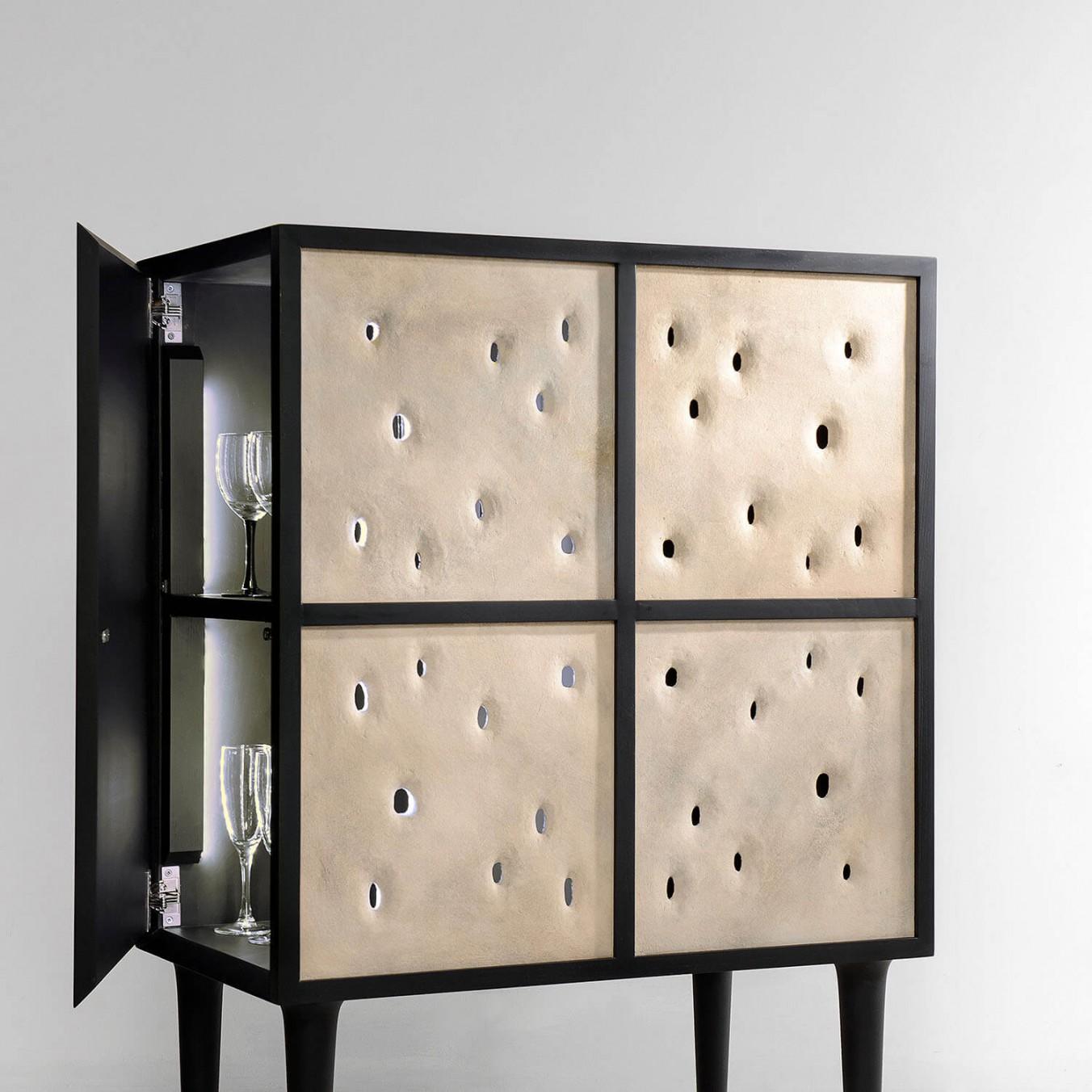 Bar cabinet Solod