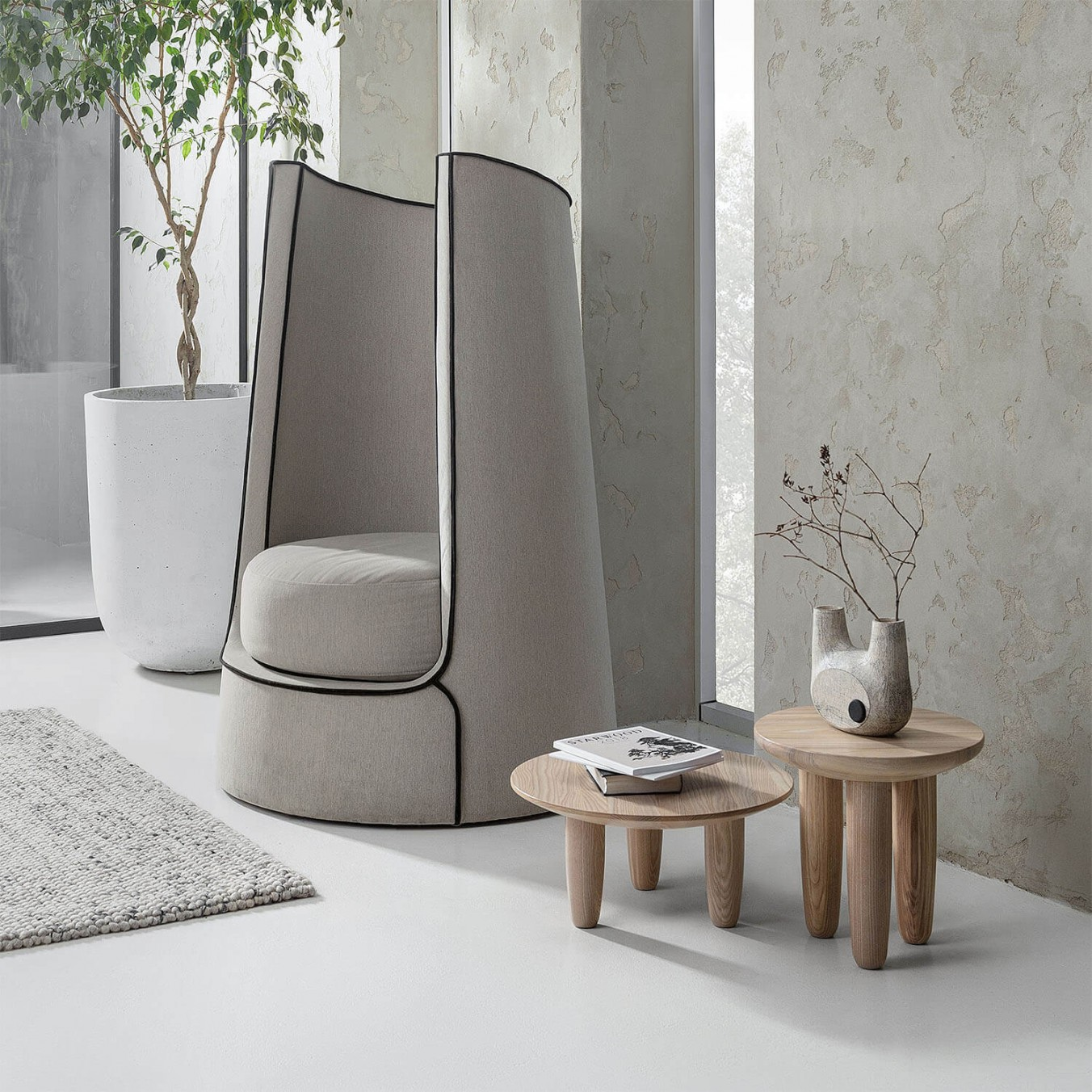 LONO armchair