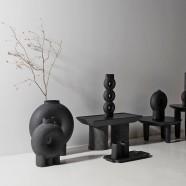 KUMANEC set of vases