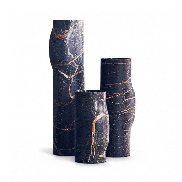 Marble Bos vases