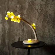 LEDS Clay Desk Light