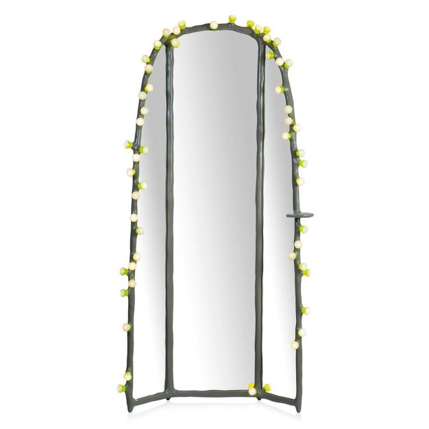 LEDS Clay Dressing Mirror