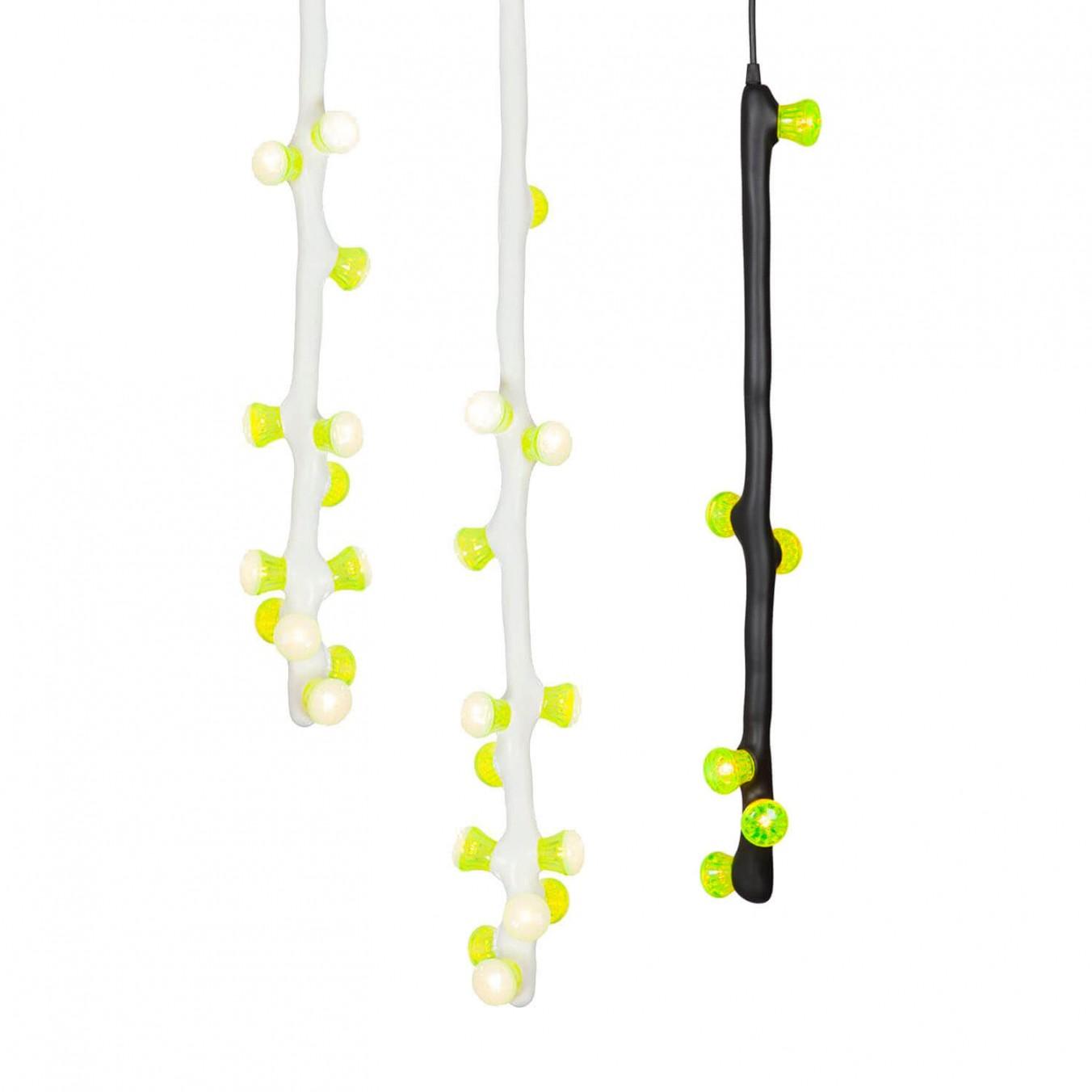 LEDS Clay Pendant Stick Light