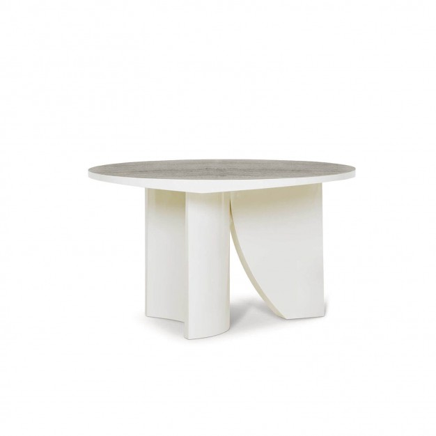 TEO round lounge table