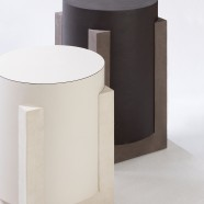 PALAZZO STOOL / SIDE TABLE