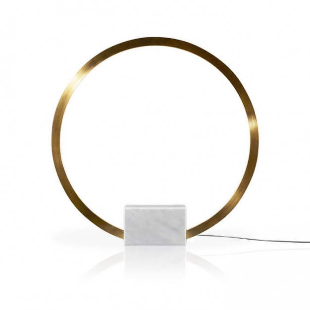 Portal table lamp